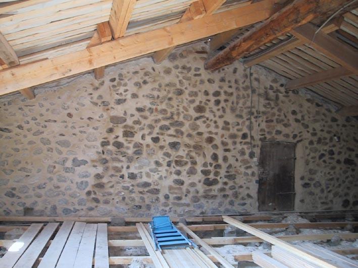 G tes d 39 aujour la restauration for Interieur maison en pierre